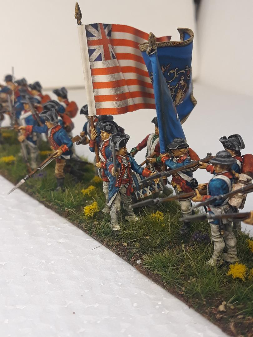 First New York Regiment 1776